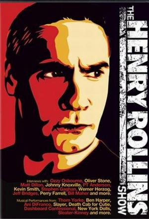 affiche The Henry Rollins Show
