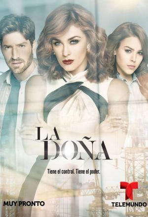 affiche La Doña