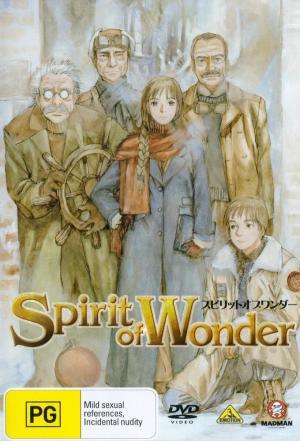 affiche Spirit of Wonder