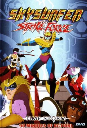 affiche Skysurfer Strike Force