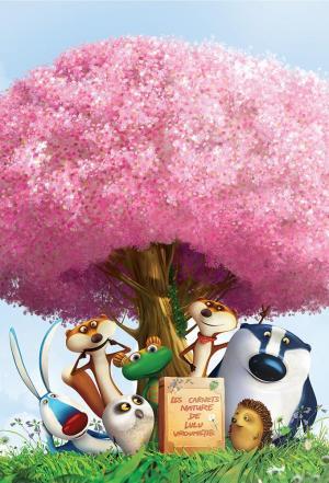 affiche Lulu Vroumette - Les Carnets Nature