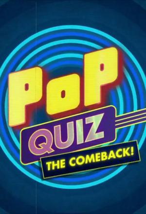 affiche Pop Quiz: The Comeback