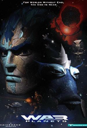 affiche War Planets: Shadow Raiders