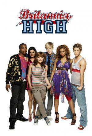 affiche Britannia High