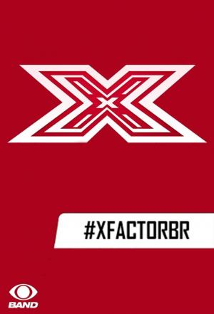 affiche The X Factor (BR)