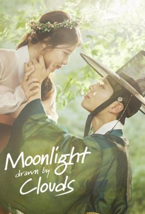 affiche Moonlight Drawn By Clouds