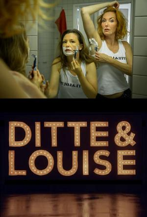 affiche Ditte & Louise