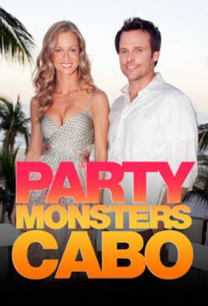 affiche Party Monsters: Cabo