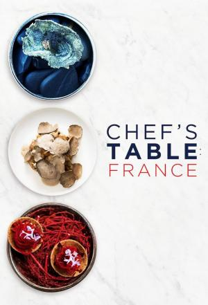 affiche Chef's Table : France
