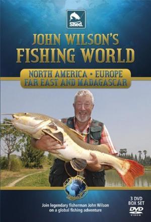 affiche John Wilson's Fishing World