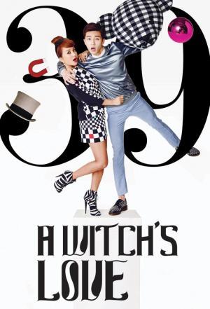 affiche Witch's Romance