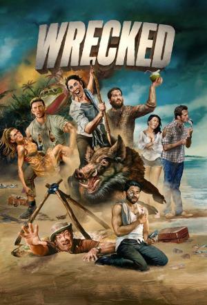 affiche Wrecked (2016)