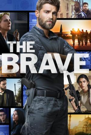 affiche The Brave