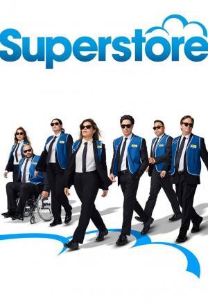 affiche Superstore