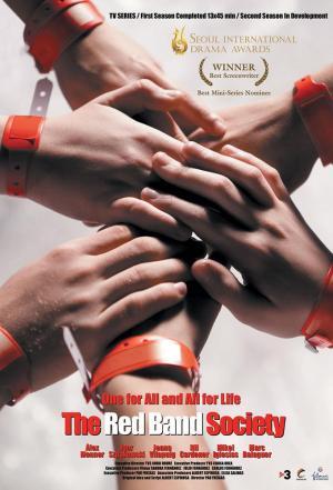 affiche Les Bracelets Rouges
