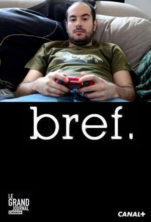 affiche Bref.