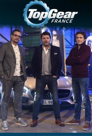 affiche Top Gear France