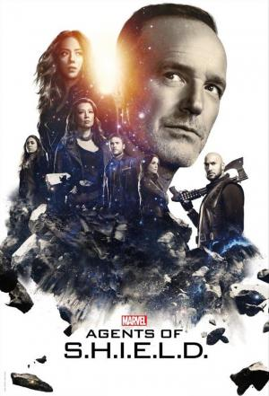 affiche Marvel's Agents of S.H.I.E.L.D.